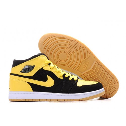 air jordan 1 retro jaune